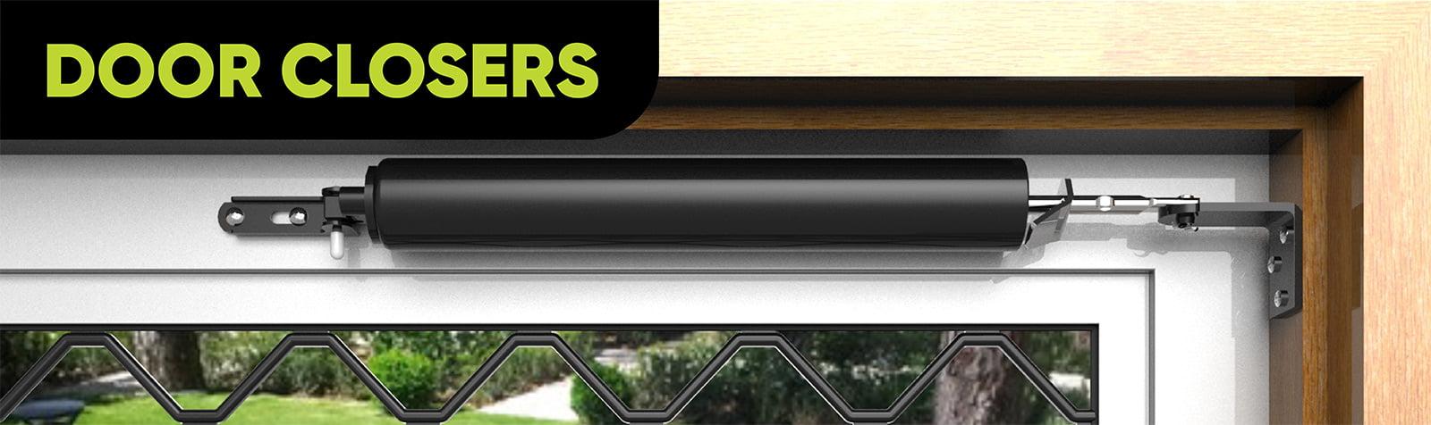 Door Hardware Door Closers Category Banner