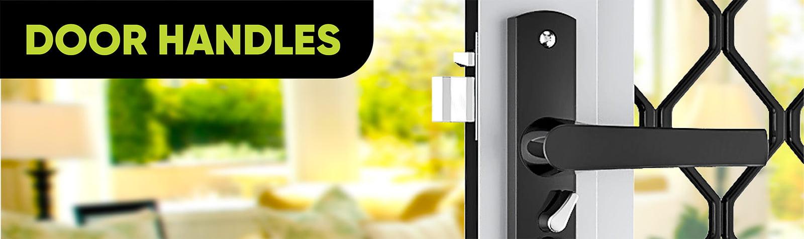 Door Hardware Door Handles Category Banner