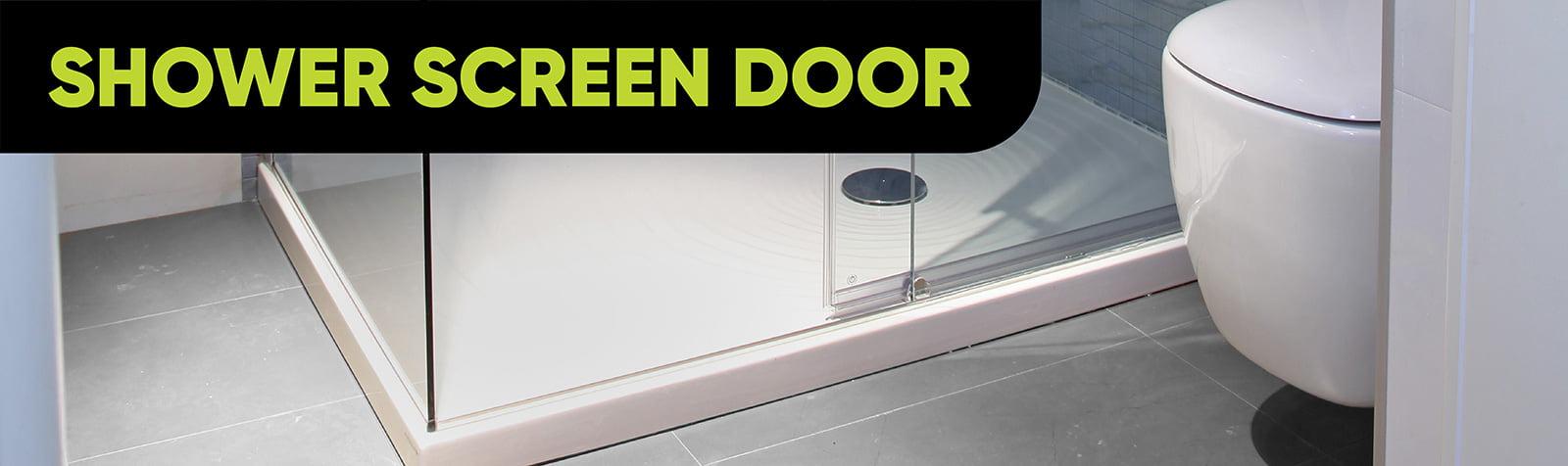 Door Hardware Shower Screen Door Category Banner